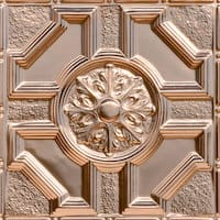 BAROQUE - COPPER CEILING TILE - 24X24 - 2408