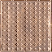 COSMOPOLITAN - COPPER CEILING TILE - 24X24 - 2476