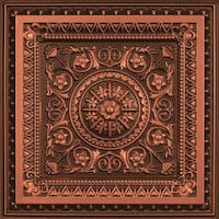 LA SCALA - FAUX TIN CEILING TILE - 24X24 - 223