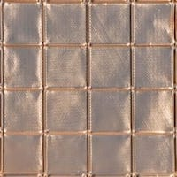 SOHO - COPPER CEILING TILE - 24X24 - 0617