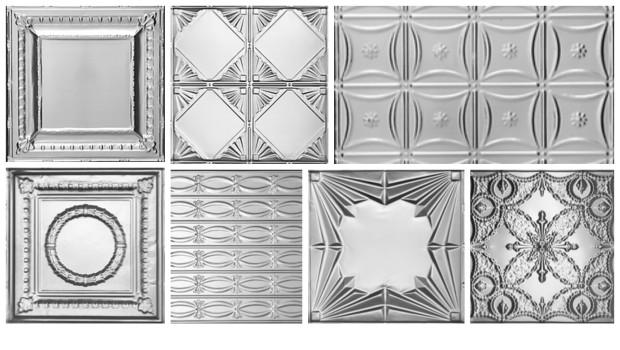 Tin Ceiling Tiles