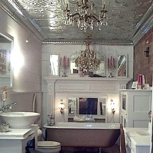 Bathroom Decorative Ceiling Tiles