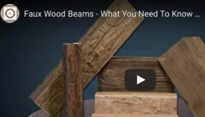 How2 Choose & Install Faux Wood Beams